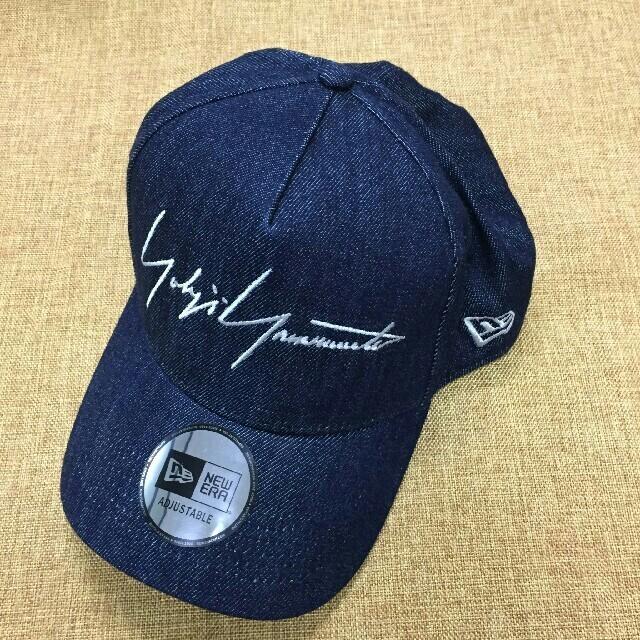 Yohji Yamamoto(ヨウジヤマモト)の人気 YohjiYamamotoxNewEra キャップ 男女兼用 メンズの帽子(キャップ)の商品写真