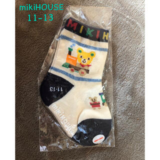 mikihouse - 新品未使用 ベビー BABY 靴下 mikiHOUSE 11-13