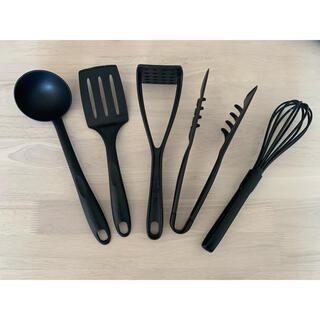 ティファール(T-fal)のティファール おたま等5点セット(調理道具/製菓道具)