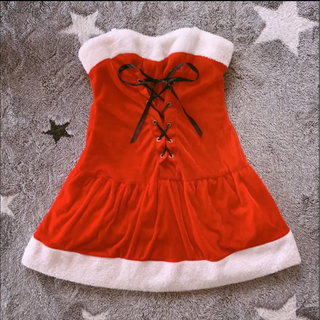 デイジーストア(dazzy store)の美品 サンタコス ワンピース(衣装)