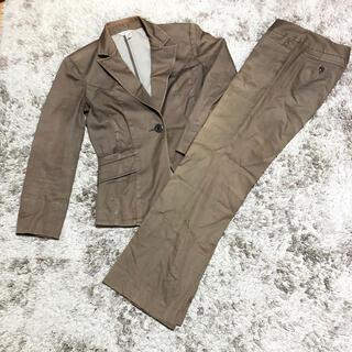 クミキョク(kumikyoku(組曲))の【クミキョク】パンツスーツ セットアップ スーツ上下セット(スーツ)