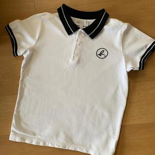 アニエスベー(agnes b.)のアニエスベーポロシャツ140(Tシャツ/カットソー)