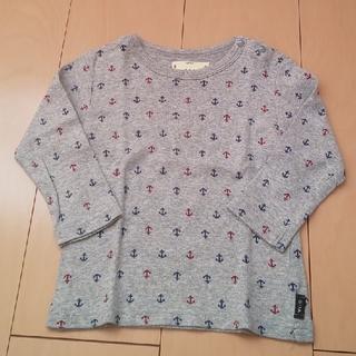 ベルメゾン(ベルメゾン)の長袖 トップス 80サイズ(シャツ/カットソー)