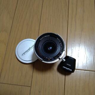 Nikon - スーパーワイドヘリアー15ミリ ニコンFマウント