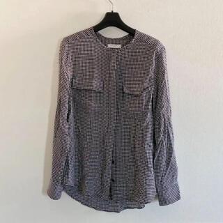EQUIPMENT シルクシャツ S