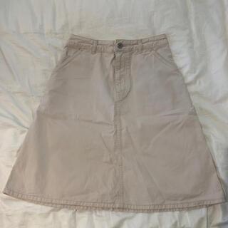 マーガレットハウエル(MARGARET HOWELL)のMHL. スカート(ひざ丈スカート)