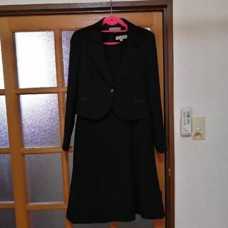 シマムラ(しまむら)のうまる様専用・喪服ブラックフォーマル11号ロング丈(礼服/喪服)