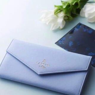 ランバンオンブルー(LANVIN en Bleu)のLANVIN en bleu エチケットケース(ポーチ)
