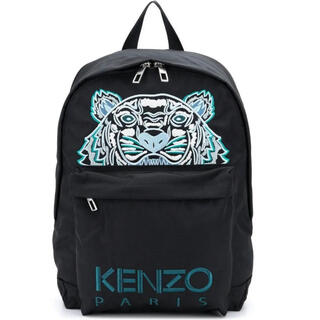 ケンゾー(KENZO)の新品未使用!送料込み★KENZO★ロゴ タイガー バックパック(バッグパック/リュック)
