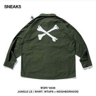 ネイバーフッド(NEIGHBORHOOD)のWTAPS x NEIGHBORHOOD JUNGLE(シャツ)