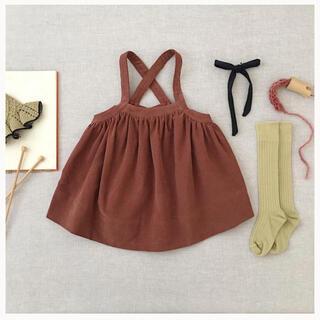Caramel baby&child  - soor ploom ♡ Eloise Loam 4  スカート 新品