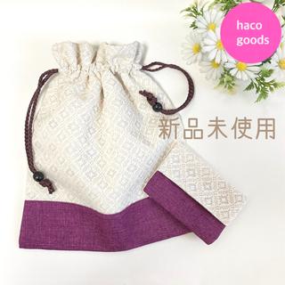 ドクターシーラボ(Dr.Ci Labo)の新品未使用◯ドクターシーラボ(´∪`*)巾着&ティッシュケースセット(ポーチ)