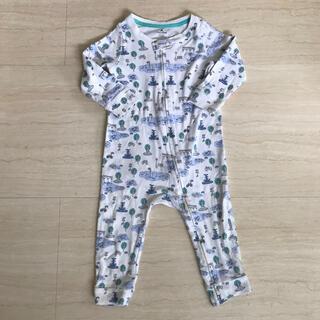 ベビーギャップ(babyGAP)のbaby GAP カバーオール 長袖 12-18ヶ月 薄手(カバーオール)