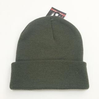ロスコ(ROTHCO)の新品 未使用 ロスコ ROTHCO アクリルビーニー ニット帽 オリーブ(ニット帽/ビーニー)
