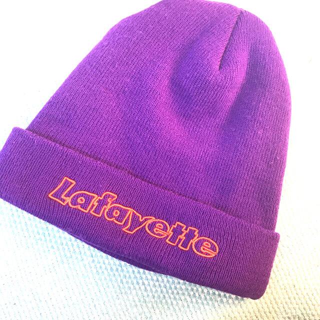 STUSSY(ステューシー)のギャル服多数様専用Lafayette ニット帽 ニットキャップ ビーニー メンズの帽子(ニット帽/ビーニー)の商品写真