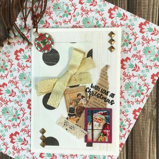 クリスマスカード(カード/レター/ラッピング)