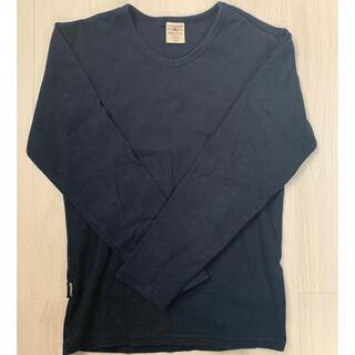 アヴィレックス(AVIREX)のAVIREX/vネックシャツ(Tシャツ/カットソー(半袖/袖なし))