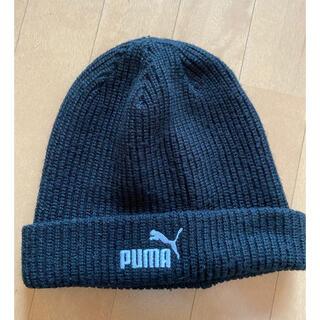 プーマ(PUMA)のメンズ ニット帽 プーマ PUMA ウールニット帽(ニット帽/ビーニー)