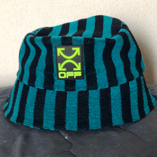 OFF-WHITE - off white バケットハット