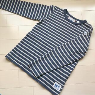 リー(Lee)のLee ロンT ボーダー 140  男の子 秋冬(Tシャツ/カットソー)