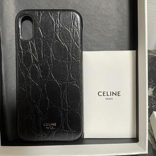 セリーヌ(celine)の【説明必読】CELINE iPhone X,XS iPhoneケース(iPhoneケース)