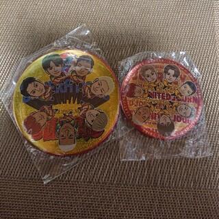 ジェネレーションズ(GENERATIONS)のGENERATIONS 集合缶バッチセット☆(ミュージシャン)