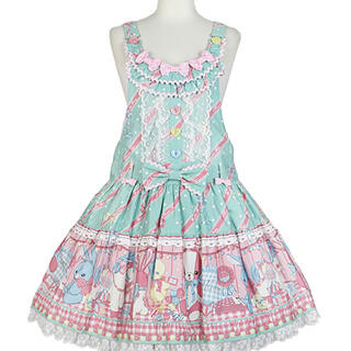 Angelic Pretty - Melody Toys サロペット