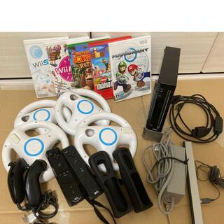Wii - 【11月限定価格・中古】Wii本体セット 任天堂