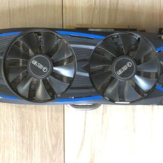 ギャラクシー(Galaxy)のGalaxy Nvidia Geforce GTX 1060 3G ビデオカード(PC周辺機器)