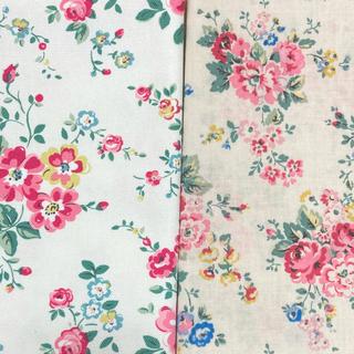 キャスキッドソン(Cath Kidston)のキャスキッドソン カット 生地   Thorp Flowers ブーケ(生地/糸)