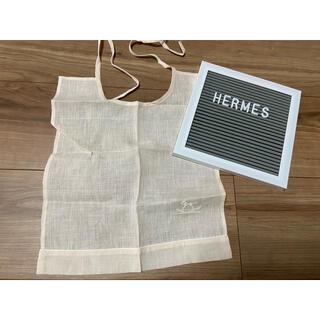 エルメス(Hermes)の★新品★ HERMES スタイ(ベビースタイ/よだれかけ)