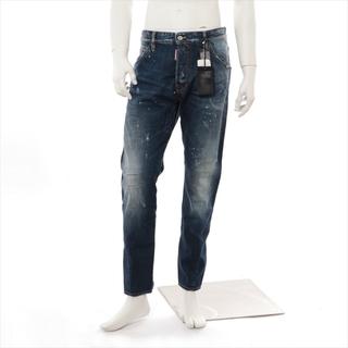 ディースクエアード(DSQUARED2)のディースクエアード  デニム サイズ50 ブルー メンズ デニムパンツ(ジャージ)