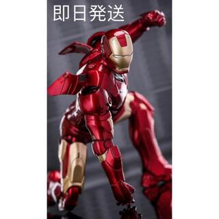新品 改良版 中動 ZD TOYS アイアンマン マーク3 マーベル 1/10(アメコミ)