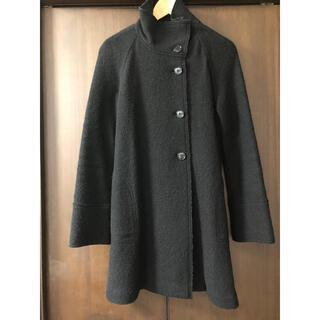 ムジルシリョウヒン(MUJI (無印良品))の無印 スタンドカラー ウール コート (その他)
