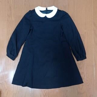 ジーユー(GU)の【お値下げ】ワンピース フォーマル 130cm(ドレス/フォーマル)