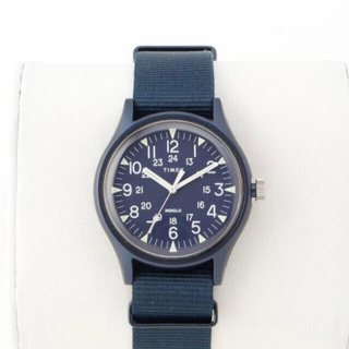タイメックス(TIMEX)の【新品】タイメックス TIMEX  MK1 アルミ ネイビー TW2R37300(腕時計(アナログ))