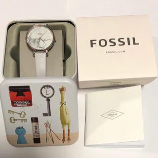 フォッシル(FOSSIL)のFOSSIL フォッシル マーブル ES4377(腕時計)