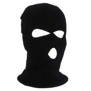 フェイスマスク 目出し帽 バラクラバ ネックウォーマー ニットキャップ ビーニー(ニット帽/ビーニー)