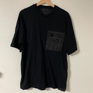 プラダ(PRADA)のPRADA 20AW Tシャツ(Tシャツ/カットソー(七分/長袖))