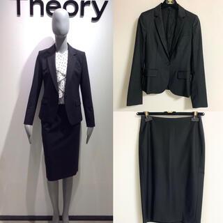 セオリー(theory)の定価68040円 セオリー ジャケット スカート  セットアップ スーツ(スーツ)