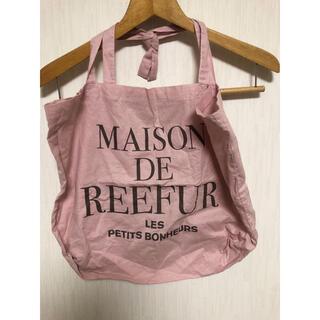 メゾンドリーファー(Maison de Reefur)のメゾンドリーファー 梨花 トートバッグ ショッピングバッグ(トートバッグ)