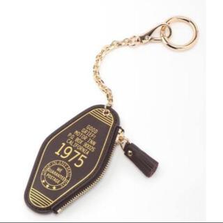 アパルトモンドゥーズィエムクラス(L'Appartement DEUXIEME CLASSE)のL'appartement アパルトモン GOOD GRIEF key case(キーホルダー)