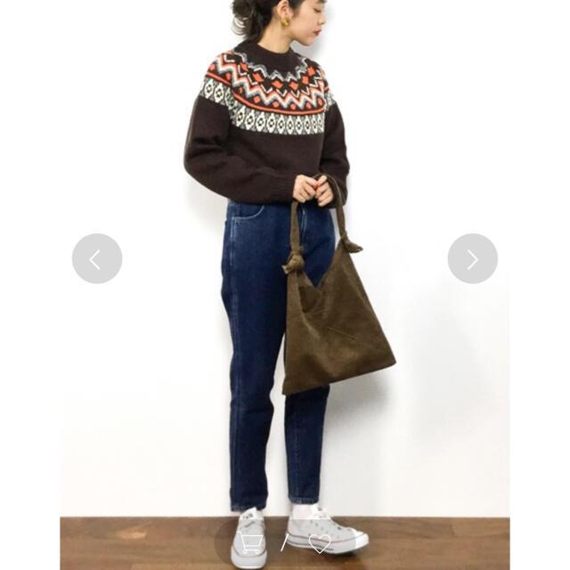 SOMETHING(サムシング)のSOMETHING Mom デニム スリム レディースのパンツ(デニム/ジーンズ)の商品写真