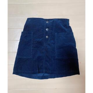 GU - GU キッズ スカート 130