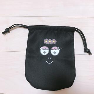 タカラジマシャ(宝島社)のバーバママ 巾着ポーチ(ポーチ)