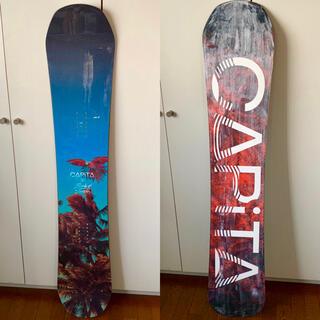 バートン(BURTON)のCapita スノーボード 板 150cm(ボード)