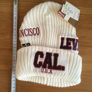リーバイス(Levi's)のニット帽 Levi's(ニット帽/ビーニー)