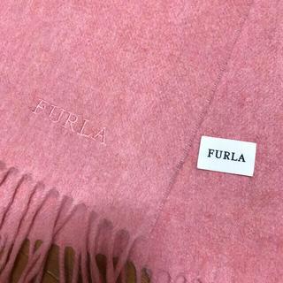 フルラ(Furla)のフルラ ストール  マフラー  カシミア   美品(マフラー/ストール)
