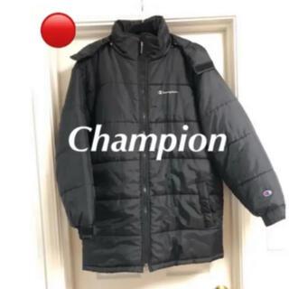 チャンピオン(Champion)のⓂ️Champion 中綿ブルゾン ブラック BIG SIZE(ブルゾン)