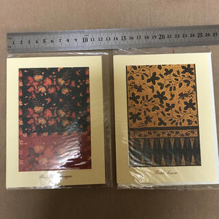 インドネシア バリ メッセージカード(日用品/生活雑貨)